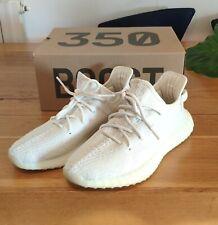 adidas yeezy boost 350 v2 cream white us 8.5 eu 42 autentiche originali