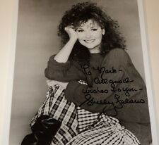 SHELLEY FABARES /  LOVELY  8 X 10  B&W  AUTOGRAPHED  PHOTO