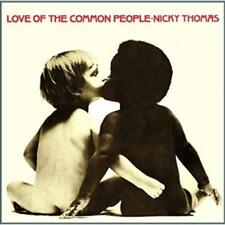 THOMAS, NICKY - LOVE OF THE COMMON PEOPLE NEW VINYL RECORD