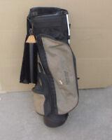 Ping Karsten Hoofer Golf Stand Carry Bag - Black/Brown