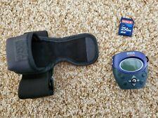 Rca Lyra Rd1080B Digital Player bundle Mp3 Purple Grey with 256 Sd card arm band