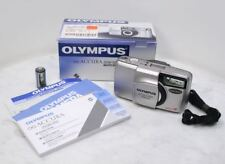 OLYMPUS Accura Zoom 130S Quartz Date Camera. Point and Shoot Film NEW in Box