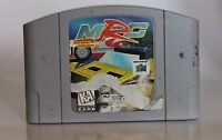 Vtg N64 Video Game Cartridge MRC MultiRacing Championship Nintendo 64 1997