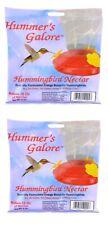 New listing Value Buy! 2 Pkgs Hummingbird Nectar ~ Just Stir~No Boiling Makes 32 oz. �