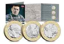 More details for jersey the ernest shackleton £2 coin set in presentation pack