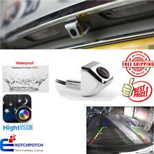 HD 1080P 170° Wide-Angl Auto Car Backup Rear View Reverse Parking Vision Camera
