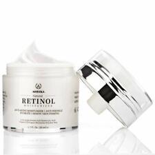Aorika Retinol Moisturizer Cream for Face and Eye Area Powerful Anti Aging