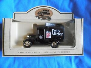 Lledo Rare LP/SP13 Ford Model A Van - Promotional Limited Edition