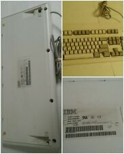 Vintage 1997 IBM Clicky Mechanical Computer Keyboard 42H1292