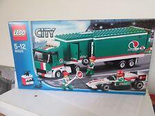 LEGO ®city 60025 Grand prix truck.