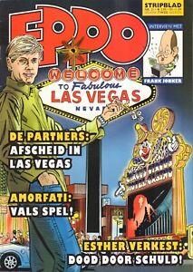 STRIPBLAD EPPO 2009 nr. 21 - DE PARTNERS(COVER)/FRANK JONKER/STORM/FRANKA/HAAS