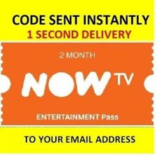 NOW TV 2 Month Entertainment Pass (INSTANT DELIVERY)