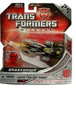 Transformers Universe Scout Class Brakedown