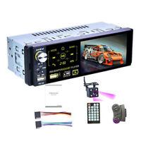 1Din Telecamera Autoradio Da 4.1 Pollici con Schermo Audio Stereo Multimedi C6Z3