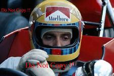 Nanni Galli Williams Iso-Marlboro IR F1 Portrait 1973 Photograph 1