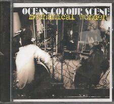 OCEAN COLOUR SCENE - Mechanical wonder - CD 2001 SEALED