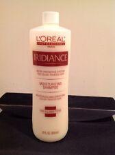 Loreal  Iridiance Moisturizing Shampoo For Color  Treated Hair  31oz   DISC RARE