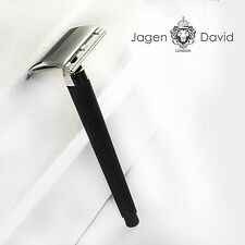 Jagen David ® - E02 Black Diamon Double Edge Razor Safety Razor All razor blades