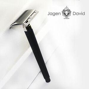 Jagen David ® - E02 Black Diamon Double Edge Razor Safety Razor All razor blades
