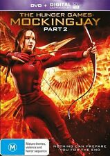 The Hunger Games - Mockingjay : Part 2 (DVD 2016) New ExRetail Stock Genuine D78