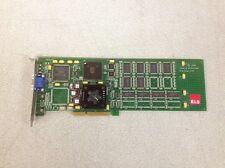 E&S Accel Galaxy 36MB AGP Video Graphics Card VGA 158-0298-03