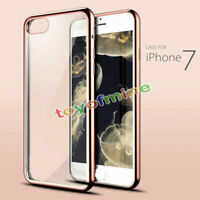 For iPhone 7 Case Crystal Clear Soft TPU Gel Shockproof Cover for iPhone 7 Plus
