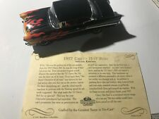 RARE, DY-002/ SA Chevrolet Bel Air with flames, Dinky, Special Edition, w.Box