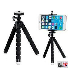 Black Small Flexible Octopus Tripod / Gorillapod for Digital Camera / Mobile ...