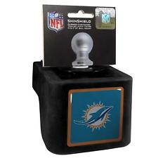 """NFL Miami Dolphins Shin Shield Hitch Cover Ball Mount Class V 2 1/2"""" Game Day"""