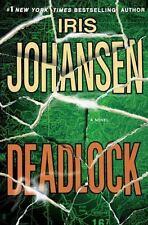 Deadlock by Iris Johansen (2009, Hardcover)
