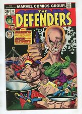 The Defenders #16 - Magneto Appearance - 1974 (Grade 7.0)