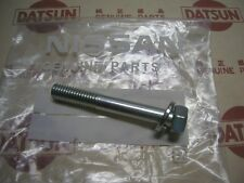 DATSUN 1200 Oil Pomp Bolt M8 55mm Metric Genuine (Fits NISSAN A10 A12 A14 A15)