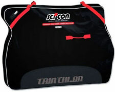 Scicon Travel Basic Plus Triathlon Cycle Bag Black 125x22x90cm