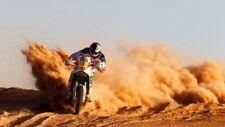 """083 Car Race - The Paris Dakar Rally USA Modified Cars 42""""x24"""" Poster"""
