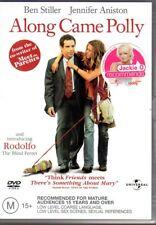 ALONG CAME POLLY - DVD R4 (2004) Ben Stiller Jennifer Aniston LIKE NEW FREE POST