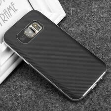 Case For Samsung Galaxy S6 S7 Edge Note 4 5 Case Silicone Armor Back Slim Cover
