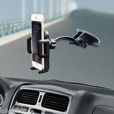 Car Mount Holder Windshield Cradle for iPhone 6 Plus 5S Samsung Galaxy S6 Note4
