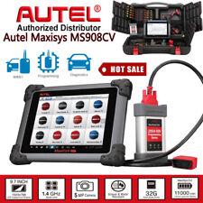 Autel Maxisys CV Full Configuration Diesel Truck Scanner Tablet Reset Tool 908CV