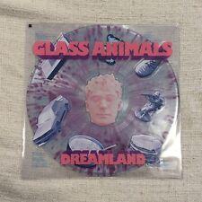 Glass Animals Dreamland Limited Edition Translucent Splatter Vinyl Record
