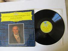 "Beethoven Piano Concerto No 1 12""LP BPO, Kempff, Leitner DG138777 SLMP Germany"