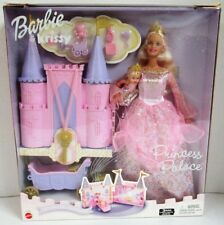 Barbie and Krissy Princess Palace Playset (NEW)