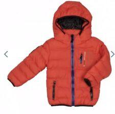 CL20# Peak Mountain Boys Orange Down jacket Skiwear Boy ECARFOU / 3 Yrs