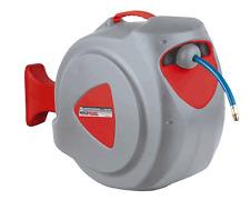 Manguera aire comprimido con Enrollador de pared Holzmann LSR 15M