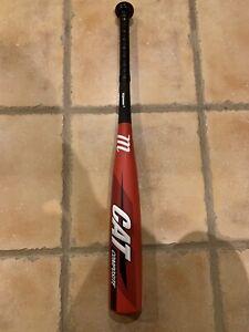 """Marucci CAT Composite -10 Junior Big Barrel Baseball Bat: MJBBCCP 27 17 2 3/4"""""""