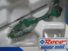 "Roco Miniatur Modell  2210 - EUROCOPTER "" EC-135 D-HECZ - HO  TOP IN OVP"