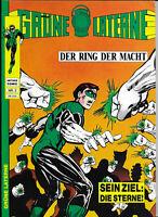 Grüne Laterne Nr.2 von 1990 - TOP Z1 SUPERHELDEN COMIC-ALBUM Hethke