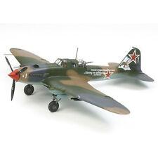 TAMIYA 61113 Illushin IL-2 Sturmovik 1:48 Aircraft Model Kit