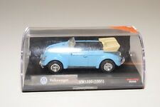 # NEW RAY 48489 VW VOLKSWAGEN BEETLE KAFER 1200 1951 LIGHT BLUE MINT BOXED
