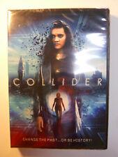 Collider Dvd sci-fi movie time travel thriller Christina Mascolo 2018 New!