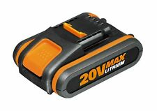 WORX WA3549.1 20V 1.3Ah Lithium Ion Battery - used once
